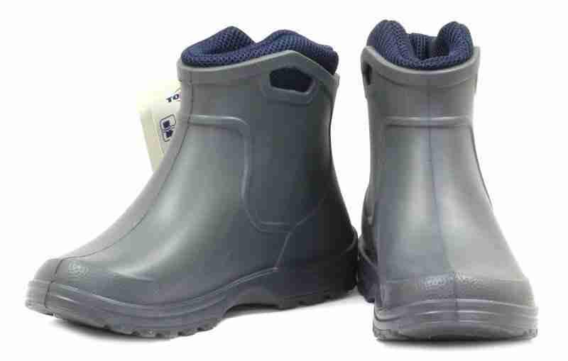 """Ботинки """"TORVI City"""" из полимерных материалов (ЭВА) с вкладышем, цвет: Серый, размер: 37"""