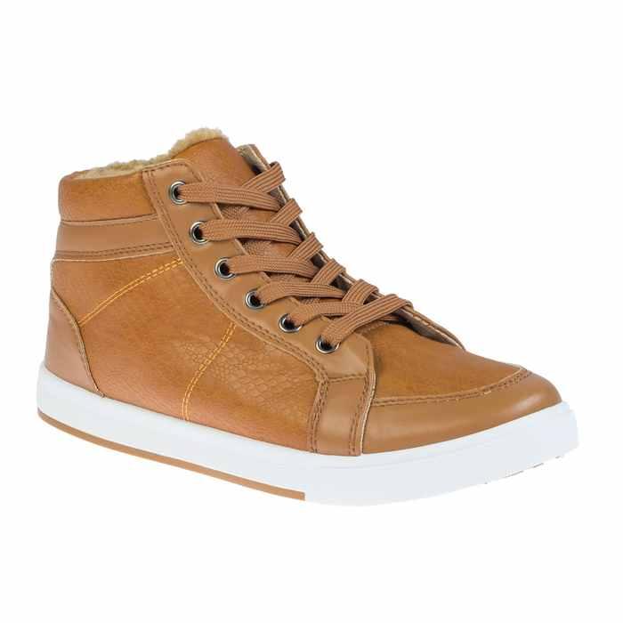 Ботинки мужские А-19 MINAKU коричневый р. 42   3587007