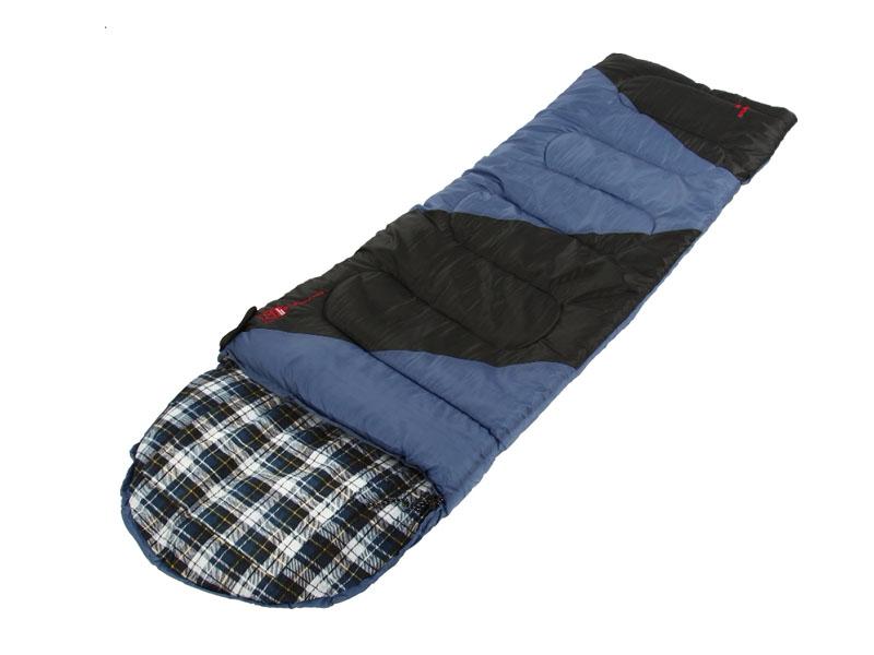 Tramp мешок спальный Nightlife (индиго/черный, R)
