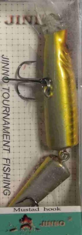 100121-105 Воблер Jinno 11см, 8,5г (плавающий)