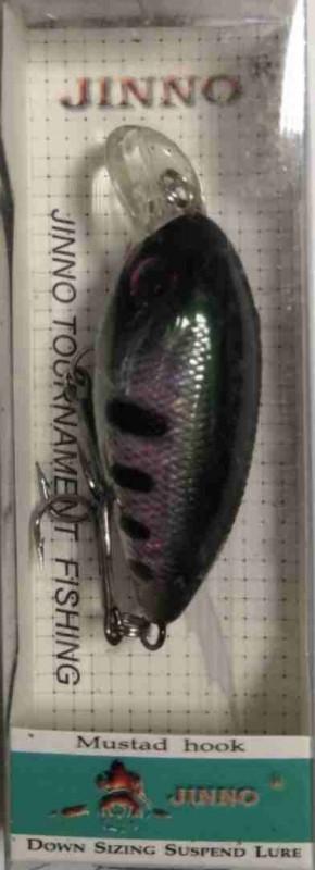 10221-114 Воблер Jinno 6,5см, 7,5г (плавающий)