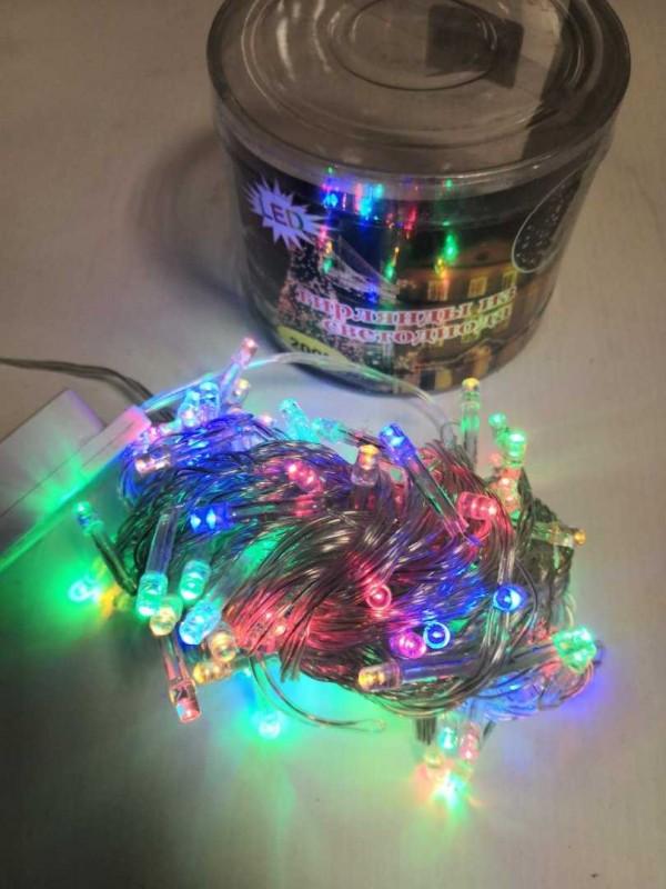 Гирлянда ( бел ) 15 м 200 LED
