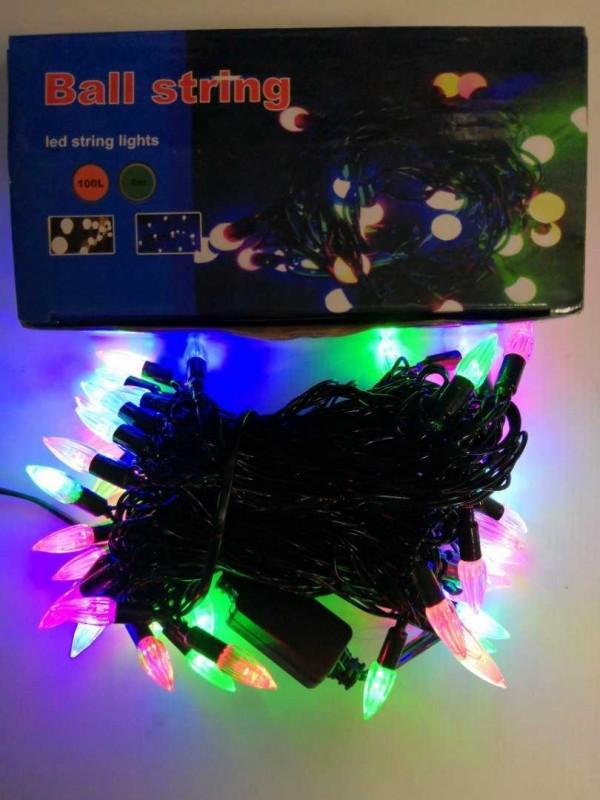 Гирлянда  8 м 100 LED  в АС