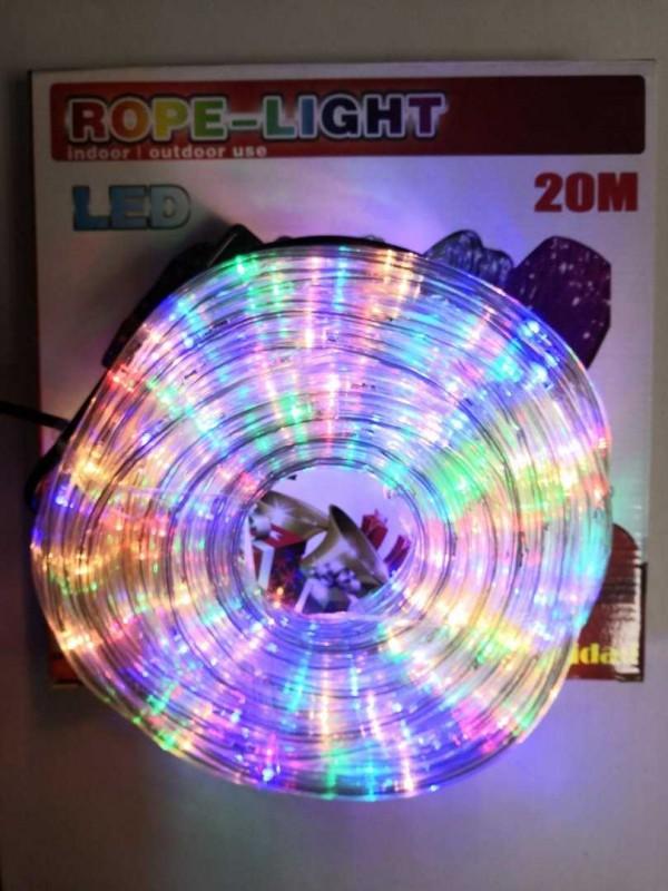 Гирлянда ROPE-LIGHT 20 м