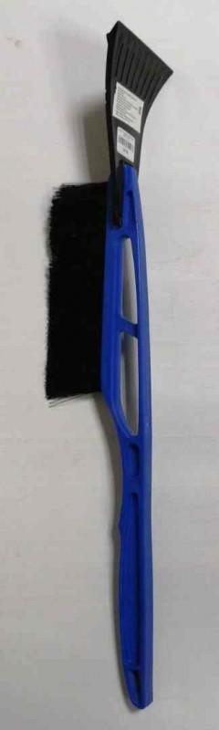 Щетка со скребком для уборки снега CJ-7002