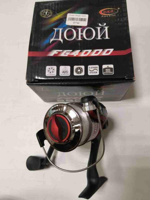 FG-4000-1 Катушка с леской