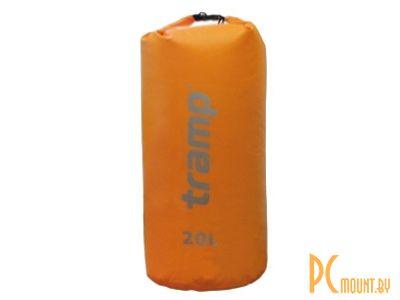 Tramp гермомешок ПВХ 50л (оранжевый )