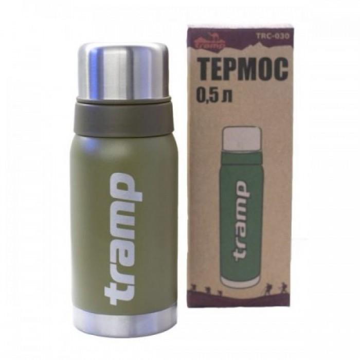 Tramp термос 0,5 литра TRC-030 (оливковый)