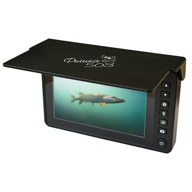 Подводная видеокамера с функцией записи Фишка 503
